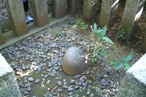 要石の形状