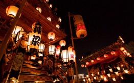 日本三大美祭り