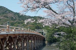 伊勢神宮の宇治橋