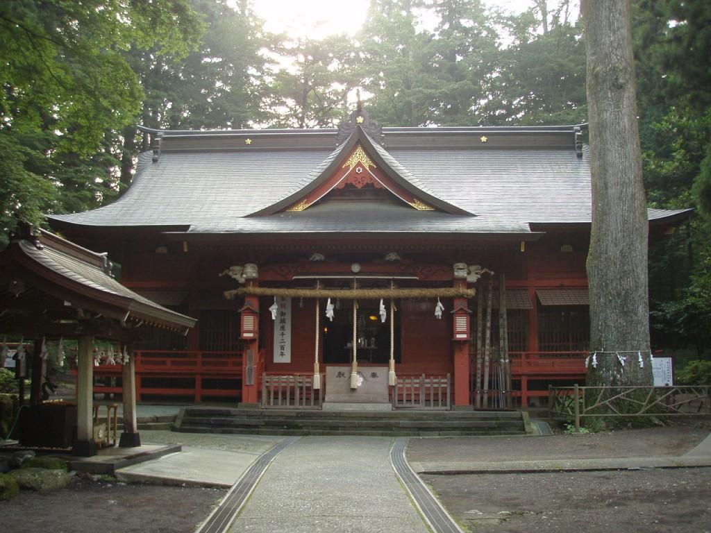 東口本宮浅間神社