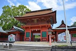 320px-Fujisanhongū-sengen-taisha_roumon