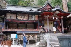 榛名神社の国祖社