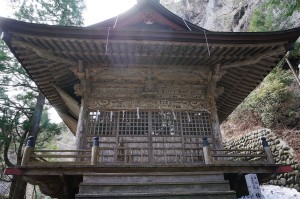 榛名神社の神幸殿