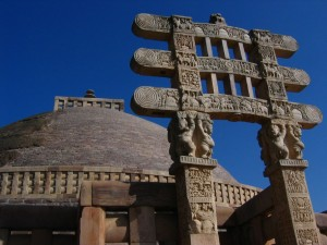 Sanchi_Great_Stupa_Torana
